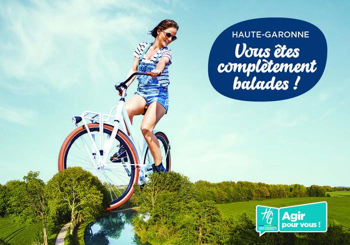 Vélo Haute-Garonne