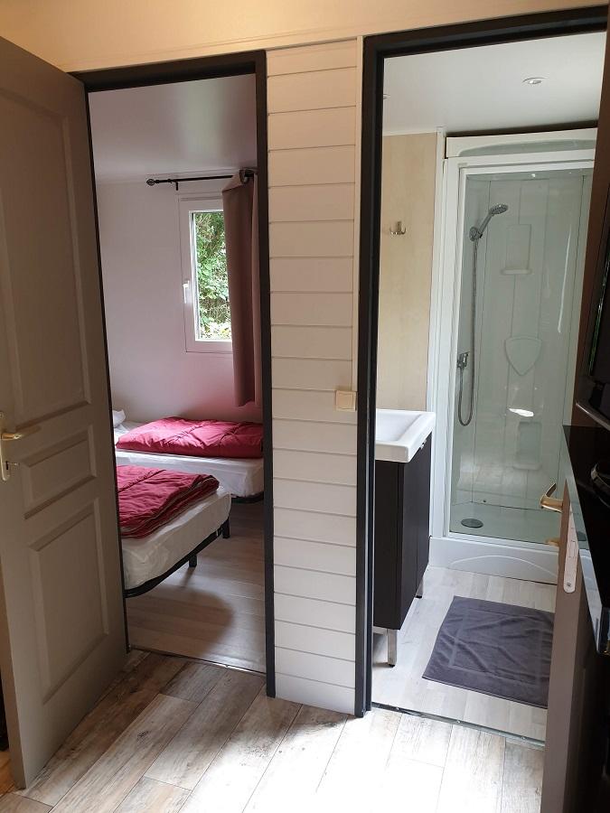Mobil-Home Prémium 2 Chambres
