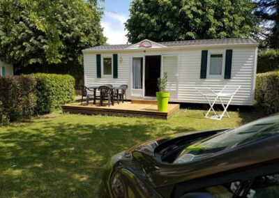 Location Mobil-Home 2 chambres